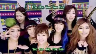 getlinkyoutube.com-[日本語字幕 & 歌詞 & カナルビ] T-ara(티아라) - YaYaYa