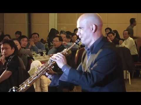 Jose Castillo corporate events Entertainment ( Going Home Kenny G cover )