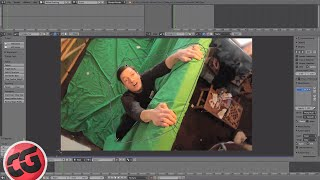 getlinkyoutube.com-Beginner Blender VFX Tutorial Greenscreen - Masking!