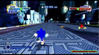 getlinkyoutube.com-Sonic Generations - SADX Knuckles as Rival
