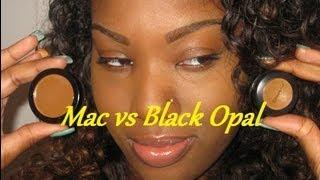 getlinkyoutube.com-Mac Vs. Black Opal Concealer...DUPE WORTHY???