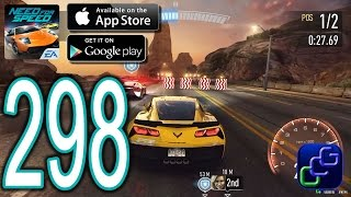 getlinkyoutube.com-NEED FOR SPEED No Limits Android iOS Walkthrough - Part 298 - Chevrolet Corvette Z06 (C7) - Day 7
