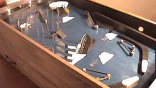 Titanic Pinball Machine
