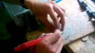 getlinkyoutube.com-สอนอัดกรอบพระกันน้ำ 1. การเลื่อย และการทำบล็อก