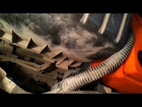 Замена штатного аккумулятора на Honda Fit (Хонда Фит) Часть 2