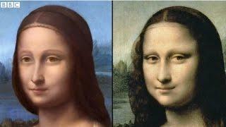 getlinkyoutube.com-Scientist Claim Secret Portrait of 'REAL' Mona Lisa Lies Underneath