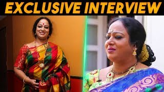 getlinkyoutube.com-Nalini TV Serial Actress Exclusive Interview