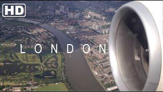 getlinkyoutube.com-London Heathrow Landing - PIA - 777-340ER