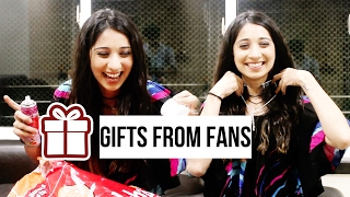 getlinkyoutube.com-Vrushika Mehta receives gifts from her fans!