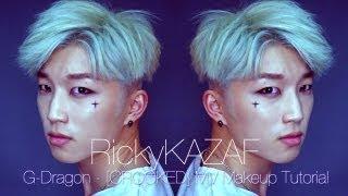 getlinkyoutube.com-[ENG] K POP | G-Dragon [Crooked] Makeup Tutorial - RickyKAZAF