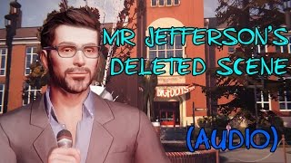 Mr Jefferson's Deleted Scene (Life is Strange: Episode 3 Unused Content)