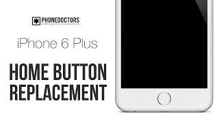 getlinkyoutube.com-How to: iPhone 6 Plus Home Button Repair Video
