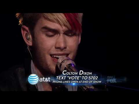 Colton Dixon: September - Top 7 Redux - AMERICAN IDOL SEASON 11