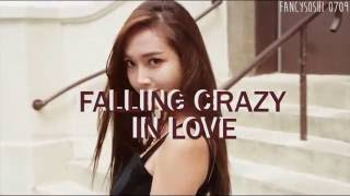 |FMV||ENG+VIETSUB| 제시카 Jessica Jung - FALLING CRAZY IN LOVE