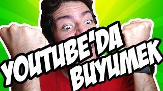 getlinkyoutube.com-YOUTUBEDA BÜYÜMEK!! - Fan Fright
