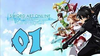 getlinkyoutube.com-Sword Art Online Re: Hollow Fragement - Gameplay Walkthrough Part 1: Hollow Area