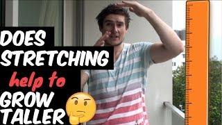 getlinkyoutube.com-Does Stretching Help Growing Taller? Secrets Revealed! GTG (Grow Taller Guru)