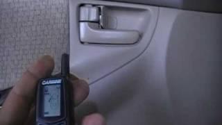 getlinkyoutube.com-facil de instalar una alarma y prender el carro a control remoto