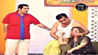 Zafri Khan And Nasir Chinyoti Latest Full Comedy Stage Drama 2016