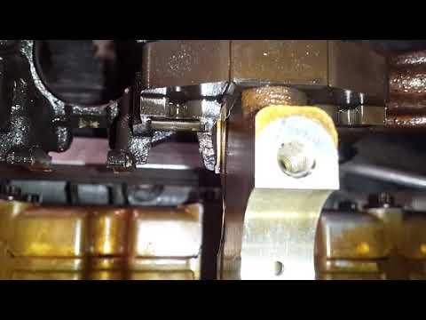 Ремонт двигателей в Волгограде.Замена вала Valvetronic BMW 5 ... N52.Часть 7.Завершение.