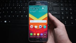 getlinkyoutube.com-Samsung Galaxy Note 5 TouchWiz Launcher APK (Download & Install)