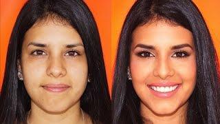 getlinkyoutube.com-Selena Gomez Inspired  Makeup Tutorial