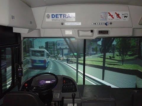 Simulador SIMBRA - Ônibus