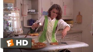 Benny & Joon (5/12) Movie CLIP - Grilled Cheese Sandwich (1993) HD