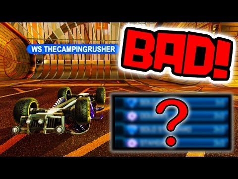 DOING THIS WILL MAKE YOU WORSE AT ROCKET LEAGUE!!
