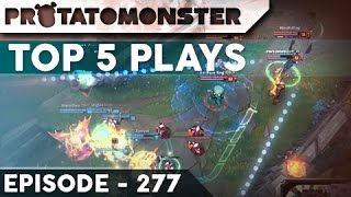League of Legends Top 5 Plays Week 277