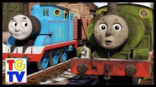getlinkyoutube.com-Thomas & Friends Talk To You 5/8 - Mystery Coming Through