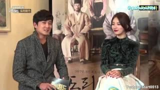 """getlinkyoutube.com-[ENG SUB] 151031 Suzy  - """"The Sound of a Flower"""" (Dorihwaga) Movie Interview"""
