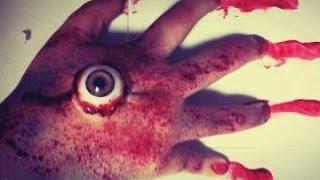 getlinkyoutube.com-特殊メイクをしてみた~手の甲から目が埋もれ出る~