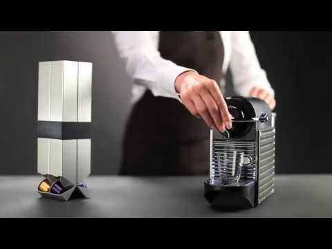 Nespresso Pixie: How To - Descaling