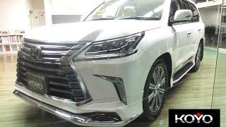 getlinkyoutube.com-◆新型 レクサスLX 570◇URJ201W◆試乗インプレッション◇向陽自販◆