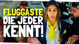 getlinkyoutube.com-FLUGGÄSTE, DIE JEDER KENNT