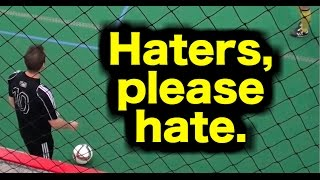 getlinkyoutube.com-Soccer Highlights of my Indoor Soccer Game ► Progressive Soccer Training
