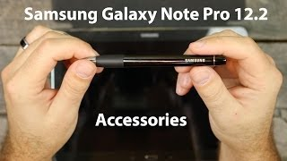 getlinkyoutube.com-Samsung Galaxy Note Pro 12 2 Accessories