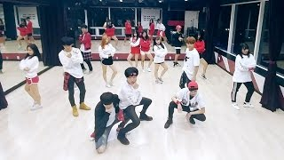 [창원TNS] 유재석 X EXO(엑소)_Dancing King(댄싱 킹) 안무(Dance cover)
