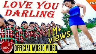 getlinkyoutube.com-New Nepali Lok Dohori 2073/2016   Love You Darling - Meghajan Kadayat & Purnakala B.C