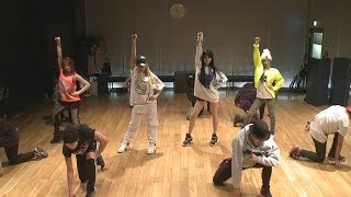 getlinkyoutube.com-2NE1 - 'COME BACK HOME' Dance Practice