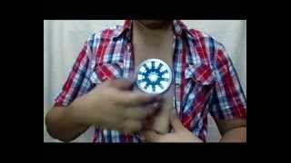 getlinkyoutube.com-pRoJectEarth7 Wireless Wearable ARC REACTOR Ver2 (MK2/War Machine Version)
