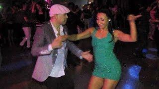Comadreja Salsa Congress 2014 ~ Social ~ Liz Paredes & Francisco Vázquez