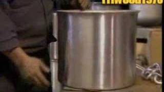 getlinkyoutube.com-Making Aluminium Pots And Pans