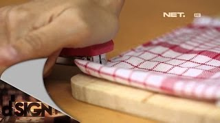 getlinkyoutube.com-Dsign - Handcraft - Napkin Board
