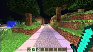 getlinkyoutube.com-Minecraft - Visite de ma ville !