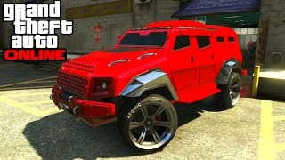 getlinkyoutube.com-GTA 5 Online - HVY Insurgent Full Customization Paint Job Guide