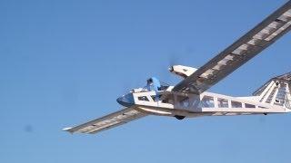 getlinkyoutube.com-GEMINI ENDURANCE RECORD/FLIGHT TESTING/ADVANCED LONG RANGE FPV PLANE
