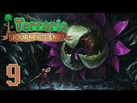 TERRARIA 1.4 Update - JOURNEY'S END #9 [Full Gameplay ITA]