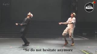 getlinkyoutube.com-[BANGTAN BOMB] 'Coming of Age' Dance Eng Sub